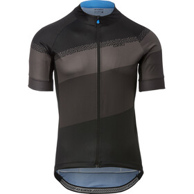 Giro Chrono Sport - Maillot manga corta Hombre - gris/negro